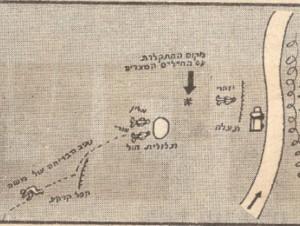 encounter map sinai 1973
